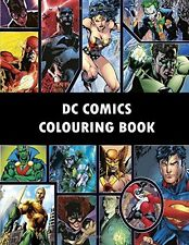 Coloring Book For Adults Marvel Super Heroes Comics Anti Stress Design Figures