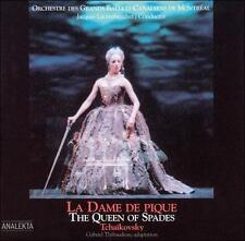 TCHAIKOVSKY / LACOMBE-The Queen Of Spades CD NEW