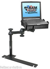RAM Custom No-Drill Laptop Mount for 2007-2010 Dodge Sprinter Van, Others