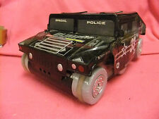 Air Hogs Zero Gravity-Wall-Crawling rc swat Hummer-for spares