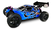 1/10 Shockwave Remote Control RC Nitro 4WD Off-Road Redcat Buggy + Starter Kit