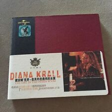 DIANA KRALL The Girl in other room TAIWAN / CHINA press W/OBI