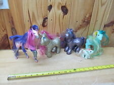Lot Vintage Toys Kenner Fashion Star Fillies Horse My Little Ponies MORE