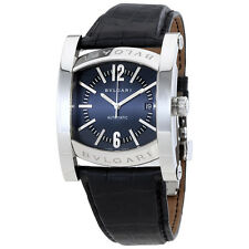 Bvlgari Assioma 48 Automatic Grey Ardoise Dial Mens Watch 101288