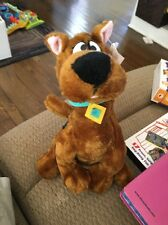 Classic Scooby-Doo Plush 12 Inches Tall Cartoon Network