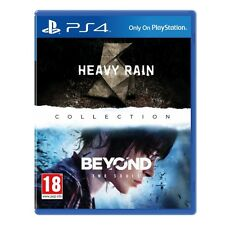 Heavy rain & beyond two souls PS4 game brand new
