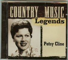 PATSY CLINE, 2 CD SET - COUNTRY MUSIC LEGENDS