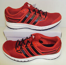 Adidas Men's Galactic Elite Red White Running Gym Trainers Shoes New Size UK 6