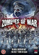 Zombies Of War (DVD)Horror In war Death is not the only thing to fear+DVD extras