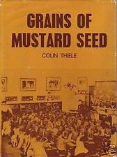 GRAINS OF MUSTARD SEED HC BOOK education in S.Australia