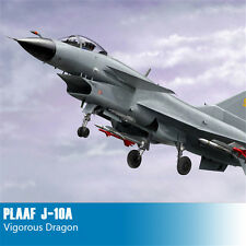 Trumpeter 02841 1/48 Chinese PLAAF J-10A Vigorous Dragon Fighter Aircraft Models