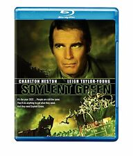 SOYLENT GREEN (Charlton Heston)  -  Blu Ray - Sealed Region free for UK