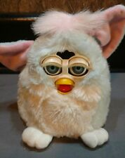 Vtg 1999 (Limited Edition - SPRING Furby ) Works Great! Interactive Toy Tiger