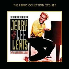 Jerry Lee Lewis-The killer breaks loose 2 CD NUOVO
