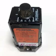 PS SYRACUSE ELECTRONICS 115VAC/DC 60 SECOND TIMER RELAY TNR/D-00311