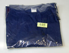 New mens Gildan SoftStyle Crew Necked T-Shirt Blue XL (tag635)