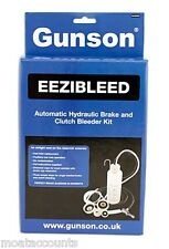 Gunson Eezibleed, Pressure Blake Bleeding Kit [MCD4062] easy bleed