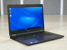 "Dell Latitude 14-5000 E5470 Laptop i5-6440HQ,8GB,256GB,Backlit KB,14"" 1080p FHD"