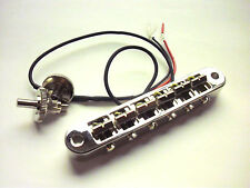 Schaller GTM Piezo Tunomatic Bridge nickel