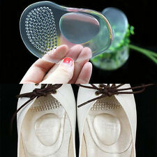 Soft 1Pair Silicone Gel Ball Foot Cushion Insoles Helpful Support Insert Pad