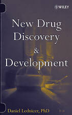 New Drug Discovery and Development, Daniel Lednicer