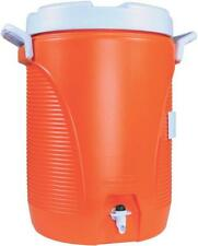 NEW RUBBERMAID 1840999 COMMERCIAL 5 GALLON USA MADE SPORT WORK WATER COOLER