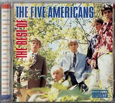 THE FIVE AMERICANS - THE BEST OF    CD  2003  SUNDAZED  PRINTED IN CANADA