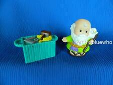 LOT Fisher Price Little People Noah's Ark and Tools Box ~ EXCELLENT!