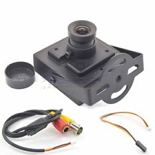 "HD 700TVL 1/3""  PAL 3.6mm MTV Board Lens Mini CCTV Security Video FPV Camera"