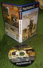 FULL SPECTRUM WARRIOR - PS2 PLAYSTATION 2 RARO PAL PRIMA STAMPA