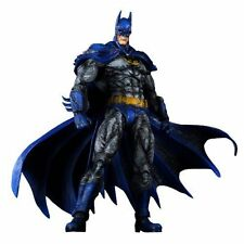 *NEW* DC Comics Batman Arkham City 1970s Batsuit Skin Play Arts Kai Figure