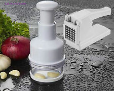 POTATO CHIPPER FRENCH FRIES SLICER VEGETABLE  AND ONIONS CHOPPER  PERFECT CHIPS