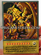 Yu-Gi-Oh! Custom Anime Orica - Cosplay - THE WINGED DRAGON OF RA with Chant