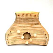 bauer Spiele & Klänge Türklangspiel Türharfe Harfe Fin Esche Holz massiv geölt
