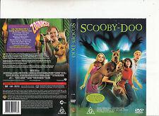 Scooby-Doo-2002-Freddie Prince Jr-Movie-DVD