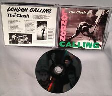 CD THE CLASH London Calling REMASTER MINT ORIGINAL CANADA