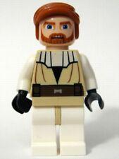 LEGO STAR WARS - Obi-Wan Kenobi (Clone Wars) - Mini Figure / Mini Fig