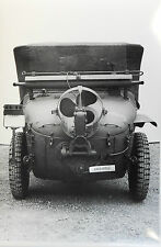 "12 By 18"" Black & White Picture Volkswagen WWII Amphibious jeep"