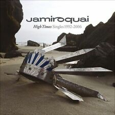 High Times: Singles 1992-2006 by Jamiroquai (CD, Nov-2006, Epic (USA))