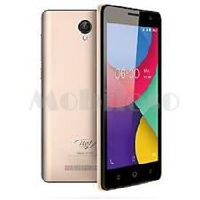 "New 5.0"" Android 5.1 WiFi 3G Smart Mobile Cell Phone 512MB / 8G Gold Unlocked"