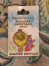 Disney Magical Montage Collection Figment and Dreamfinder LE Pin.