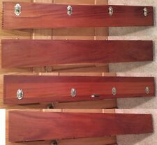 """1 51"""" WOOD CASE ONLY, Sturdy, Tight, 17 lbs,Solid wood, For Extensometer A463-15"""