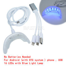 Dental Ultra White Teeth Whitening Kit & USB Charging ES
