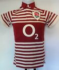 ENGLAND RUGBY 2013/14 S/S ALT CLASSIC JERSEY BY CANTERBURY SIZE 8 YEARS NEW