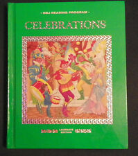 CELEBRATIONS reader HBJ Reading Program Laureate Edition Level 8 3-1