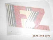 1987 88 YAMAHA FZ600 Fairing Cowling GRAPHIC Decal  OEM  2AX-28328-00 (/10) NOS