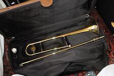 Jupiter Tribune XO Model 1032L Professional .500 Bore Trombone DEMO MODEL MINT