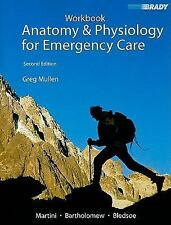 Student Workbook for Anatomy & Physiology for Emergency Care, Gregory H Mullen,