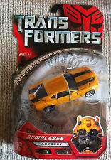 VINTAGE TRANSFORMERS THE MOVIE SERIES DELUXE BUMBLEBEE CONCEPT CAMARO MOC 2007