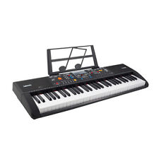 61 Key Electronic Music Keyboard Piano Electric Organ - Full Size w/ USB Input